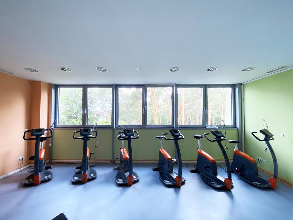 Herzsport im Gesundheitszentrum Zehlendorf