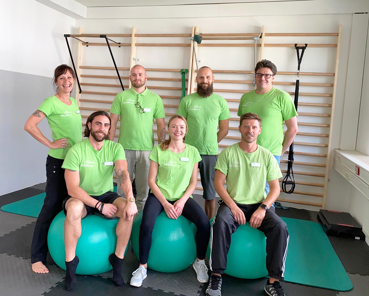 Gesundheitszentrum Lichtenberg Team 3