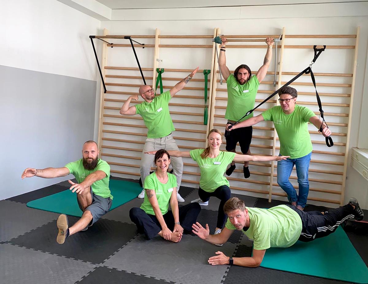 Gesundheitszentrum Lichtenberg Team 2