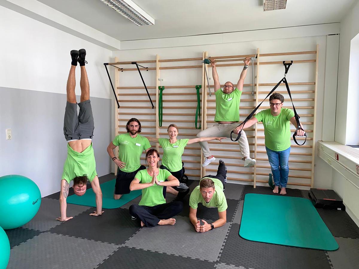 Gesundheitszentrum Lichtenberg Team 1