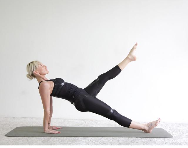 Pilates ist ein ganzheitliches Training