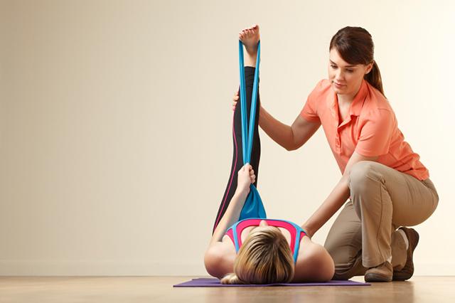 Spezielle Physiotherapie an 3 Standorten in Berlin